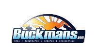 buckmans.com store logo