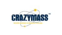 crazymass.com store logo