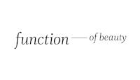 functionofbeauty.com store logo