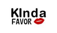 kindafavor.com store logo