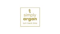 simplyarganoilshop.com store logo