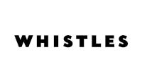 whistles.com store logo